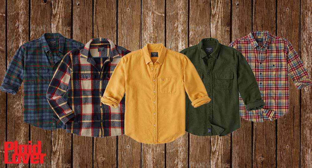 warm flannel shirts
