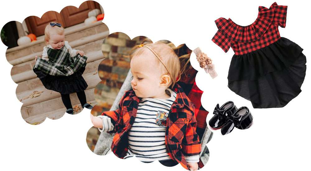 plaid flannel shirt for toddler girl
